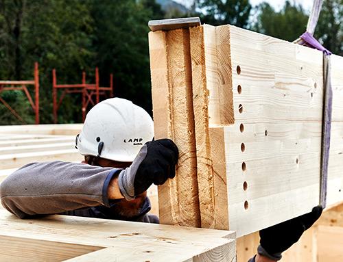Casa in legno antisismica for Casa legno antisismica costo